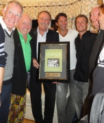 Celebrating with the Aussies, the 40th anniversary of John Newcombe's Wimbledon win in 1971