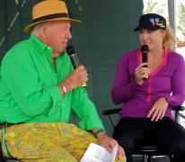 Bethanie Mattek-Sands was a delightful guest on Tennis Talk with Bud