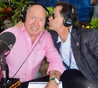 Bud on Bloomberg radio with with Tennis Channel CEO, Ken Solomon