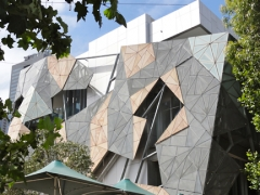 Detail of Federation Square