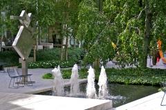 Museum of Modern Art Garden