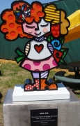 Good Girl by Romero Britto