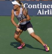 Melanie Oudin at the US Open