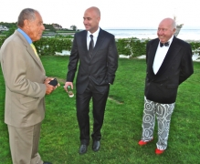 Nick Bollettieri, Bud and Andre