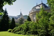 Petit and Grand Palais in Paris