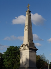 War Memorial in Wimbledon Village
