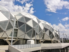 AAMI Park, opened in 2010