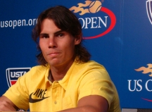 Rafael Nadal, No 1 player at the US Open