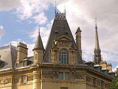 Wonderful roofs, spires, turrets, towers
