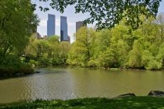 New York City vista
